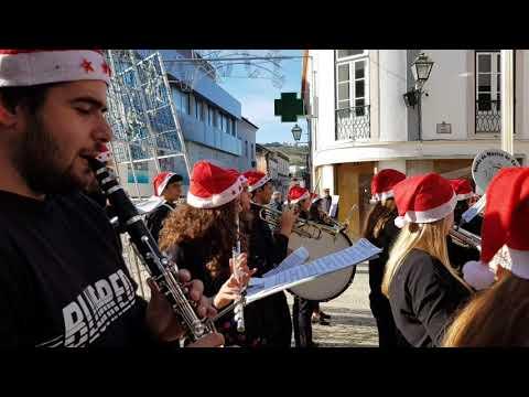 Banda dos Campelos - Natal 2018 em Torres Vedras