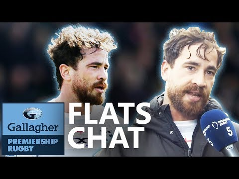 Cipriani Keeps Level Headed After Incredible Win  | Flats Chat | Gallagher Premiership