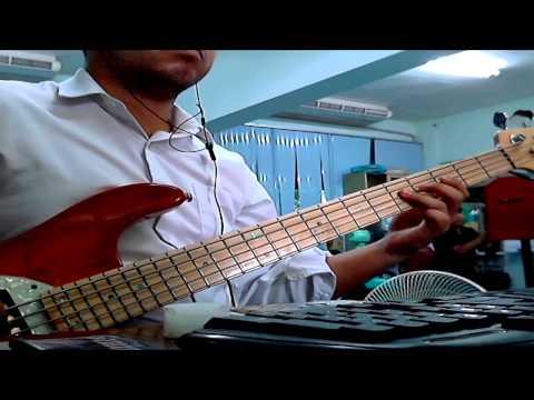 ผมรักเมืองไทย Moccagarden  bass cover by Toon