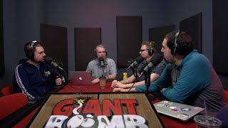 Giant Bombcast 537: Kick Merlin out the Casino