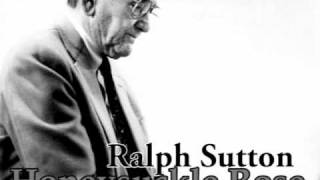 Ralph Sutton - Honeysuckle Rose
