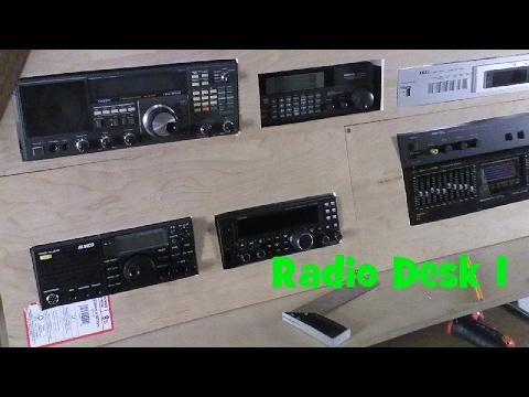 NEW radio desk build Part 1