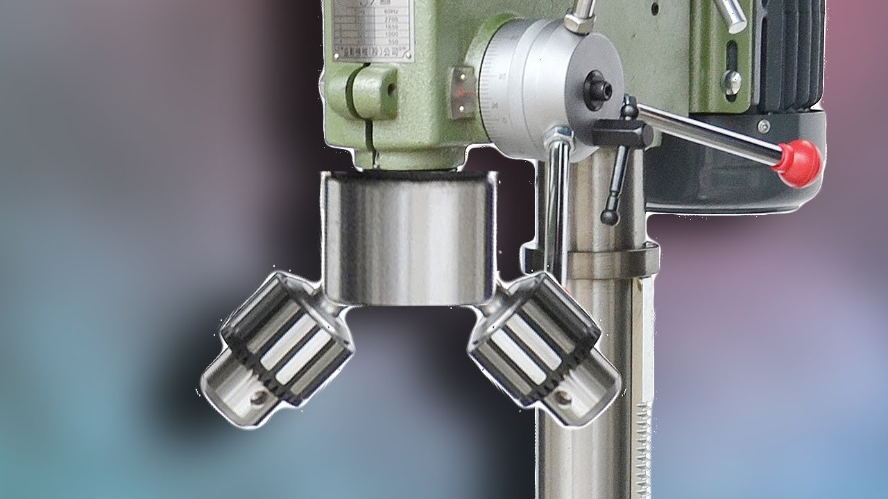 Parkside Drill Press Wobbling Repair Ptbm 500