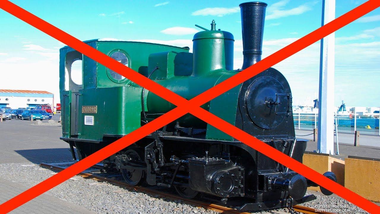 13 популярных стран, в которых нет поездов