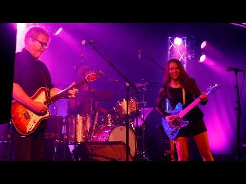 Erja Lyytinen with Heikki Silvennoinen and The Blue Wednesday Allstars - Can't Be Satisfied