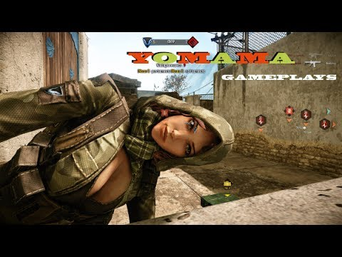 Girl Soldier Wallpaper Warface Beta Map Aul Knife Only Youtube