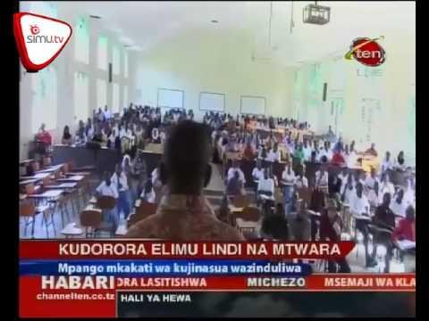 Mpango Wa Kuinua Elimu Lindi Na Mtwara