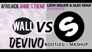 Afrojack VS Leon Boiler - Trumpet Annie (DEVIVO Bootleg + Mashup) [DOWNLOAD FREE!/CHRISTMAS GIFT]