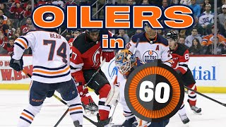 Oilers In 60: Connor McDavid saves the day, Oilers remain undefeated