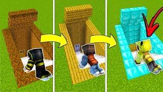 - ZENGN SIINAK VS FAKR SIINAK KORKUN TEST  Minecraft