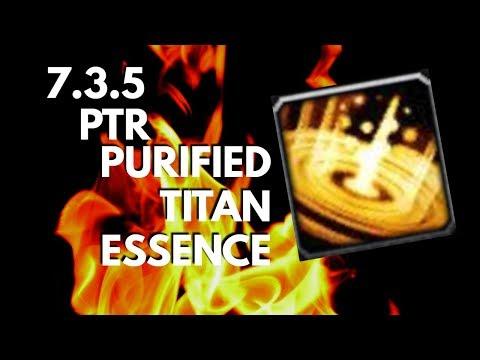 7.3.5 PTR Purified Titan Essence