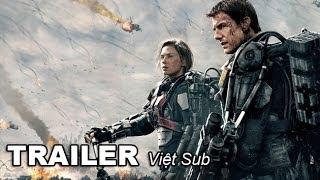 [Official Trailer] Cuộc Chiến Luân Hồi - Edge of Tomorrow