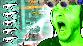 NIGHT VISION RAGE! (Modern Warfare Beta NVG)