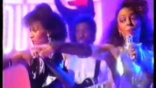 The Cool-Notes  Spend The Night - Soul Train 1985