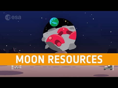 Meet the ESA experts  Resources on the Moon
