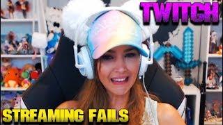 Twitch Fails and Sexy Moments Ft Mia Khalifa, Cincinbear, Lilchiipmunk