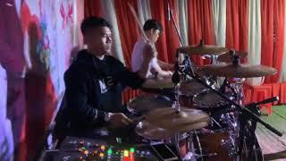 Nhạc Đám Cưới |Tơ Hồng |Drum Thái Tuấn | nghe cực phê
