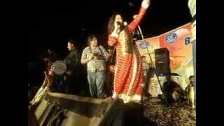 Royal Basant Carvnival 23rd March 2012 @ Royal Rodale Club (Live Performance by Shazia Khushk)