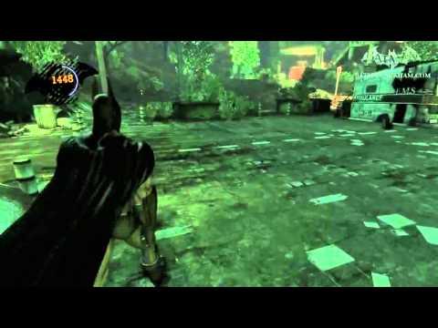 Batman   Arkham Asylum |  Walkthrough  10   A Courtesy Visit