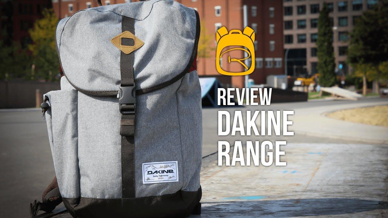ᐅ Dakine Range + TOP Rucksäcke + TEST + NEU