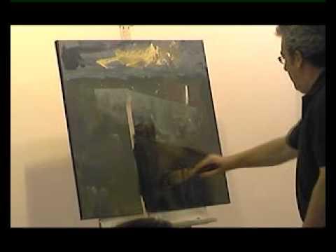 Taller de pintura paisajes urbanos video musical youtube - Iluminacion para cuadros ...