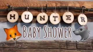 Hunter Jase Waits | Baby Boy | | Baby Shower 2018