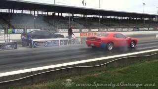 6 Керівництво Швидкість Challenger 10.85 Чверть Милі