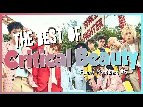 PENTAGON: The Best of Critical Beauty   Funny moments