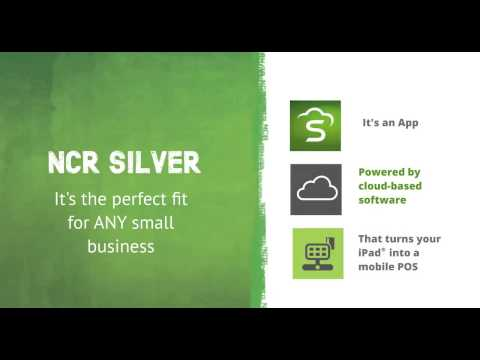 NCR Silver Point of Sale System Overview