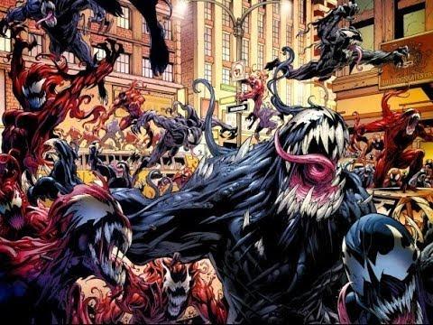 Симбиоты Marvel [by