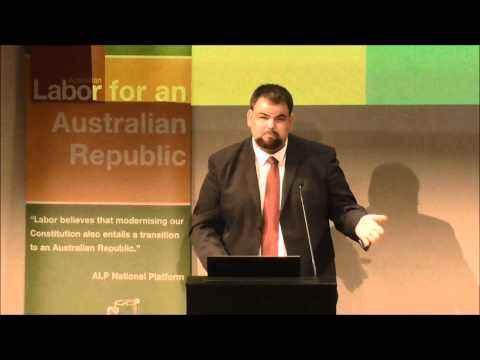 LFAR Australian Republican Debate: DIRECTLY ELECT - CPC MODEL by Brendan Whitehouse - 2 May 2015