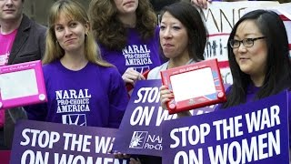 GOP Launches Full Assault On Reproductive Rights