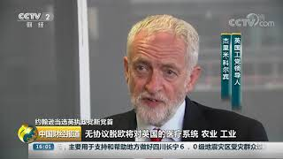 [中国财经报道]约翰逊当选英执政党新党首 英国政党人士看法不一| CCTV财经