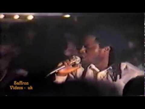 Tippa Irie v Pato Banton v Macka B - on Masterblaster Sound : Birmingham, UK - 1986
