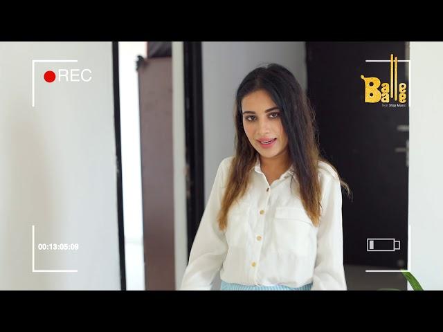 Sara Gurpal | | Len's Talk Promo | Balle Balle TV