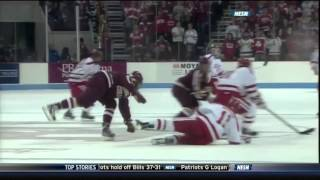 2012-2013 Boston University Hockey Highlights