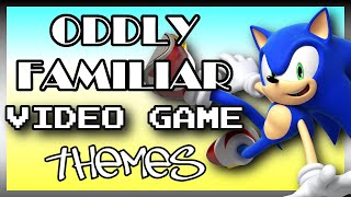 Oddly Familiar Video Game Music | Sega, James Brown, Prince, A Popular Asian Theme and More!