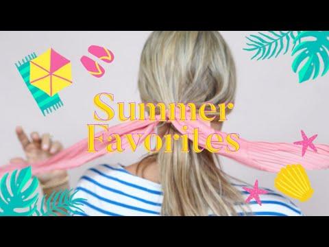 My Summer 2019 Favorites | Molly Sims thumbnail