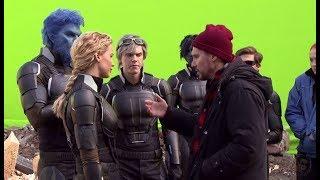 Съемки фильма : Люди Икс - Апокалипсис X-Men: Apocalypse
