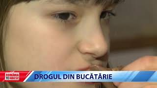 ROMÂNIA, TE IUBESC! - DROGUL DIN BUCĂTĂRIE