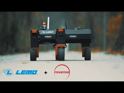 LEMO Innovation Lab - Shaking Up the Robotics Industry With ROVENSO