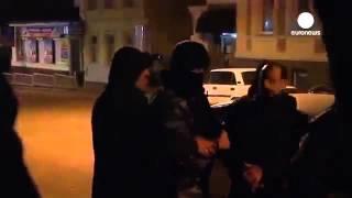 Киев обвиняет Москву в провокации насилия на востоке Украины 1