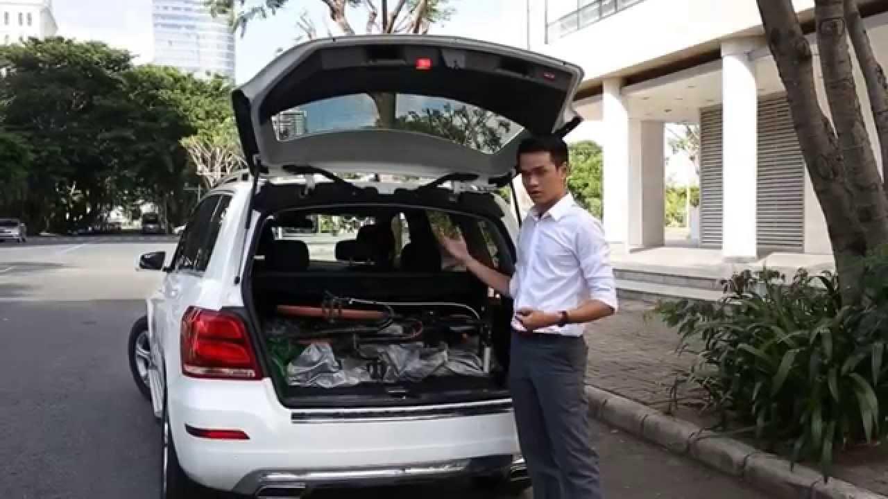 Tinhte.vn - Giới thiệu Mercedes GLK250 2014