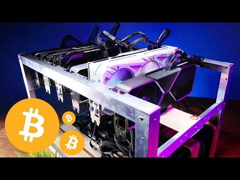 100 EURO am TAG?! Bitcoin MINING im Selbstexperiment...
