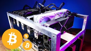 100 EURO am TAG?! Bitcoin MINING im Selbstexperiment...