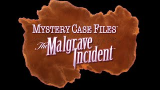 Mystery Case Files - The Malgrave Incident OST - Theme