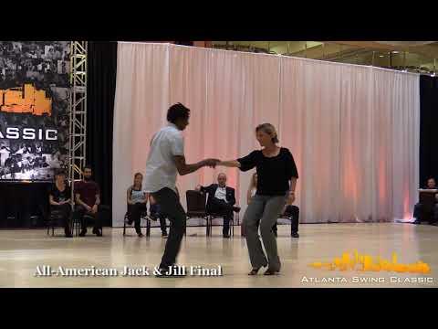 James Williams and Brandi Guild All American Jack & Jill Final