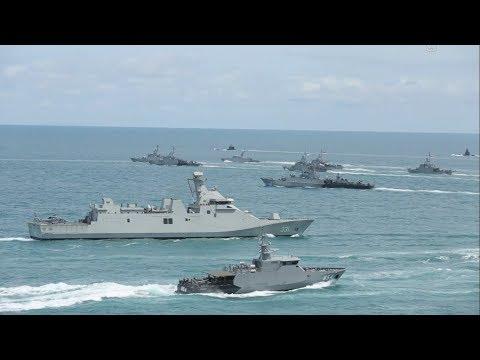 GARUDA : HUT TNI ke 72, Bersama Rakyat TNI Kuat
