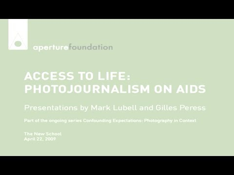 Access to Life Photojournalism on AIDS