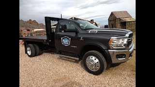 2019 Ram Heavy Duty Long Drive with trailers, Part Two